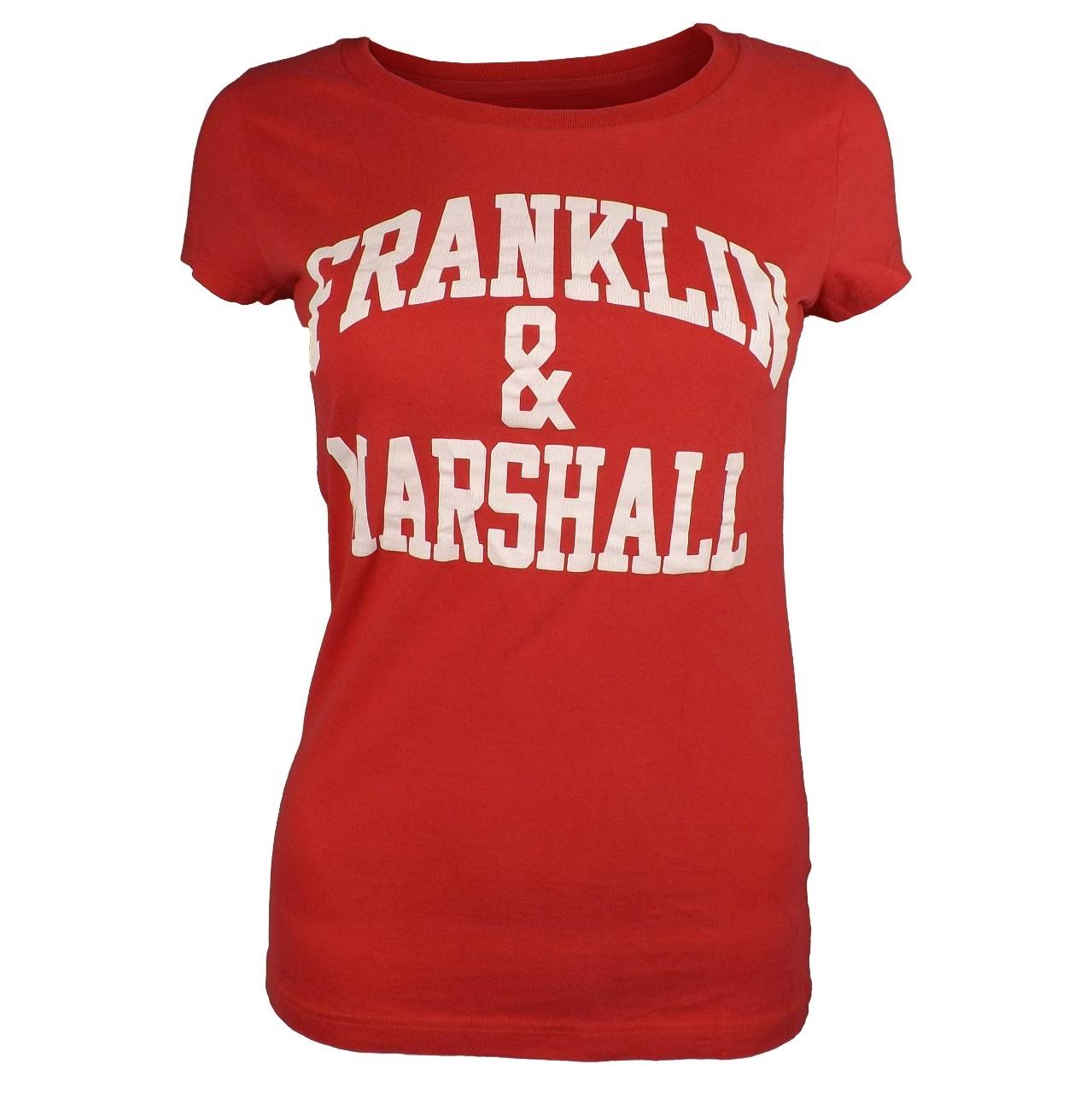 تیشرت زنانه فرانکلین مارشال مدل جرزی کد 574