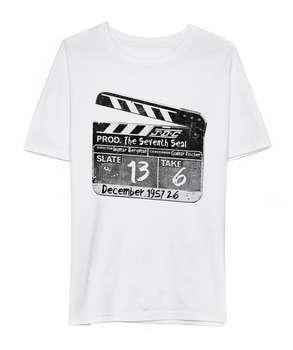 تی شرت ماسادیزان مدل کلاکت کد 229