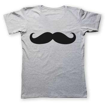 تی شرت به رسم طرح سیبیل کد 227