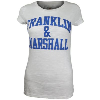 تیشرت زنانه فرانکلین مارشال مدل جرزی  کد 574W