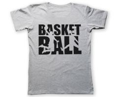 تی شرت به رسم طرح بسکتبال کد 230