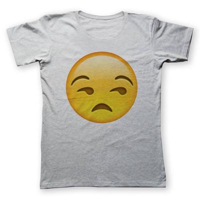 تصویر تی شرت به رسم طرح ایموجی کد 261