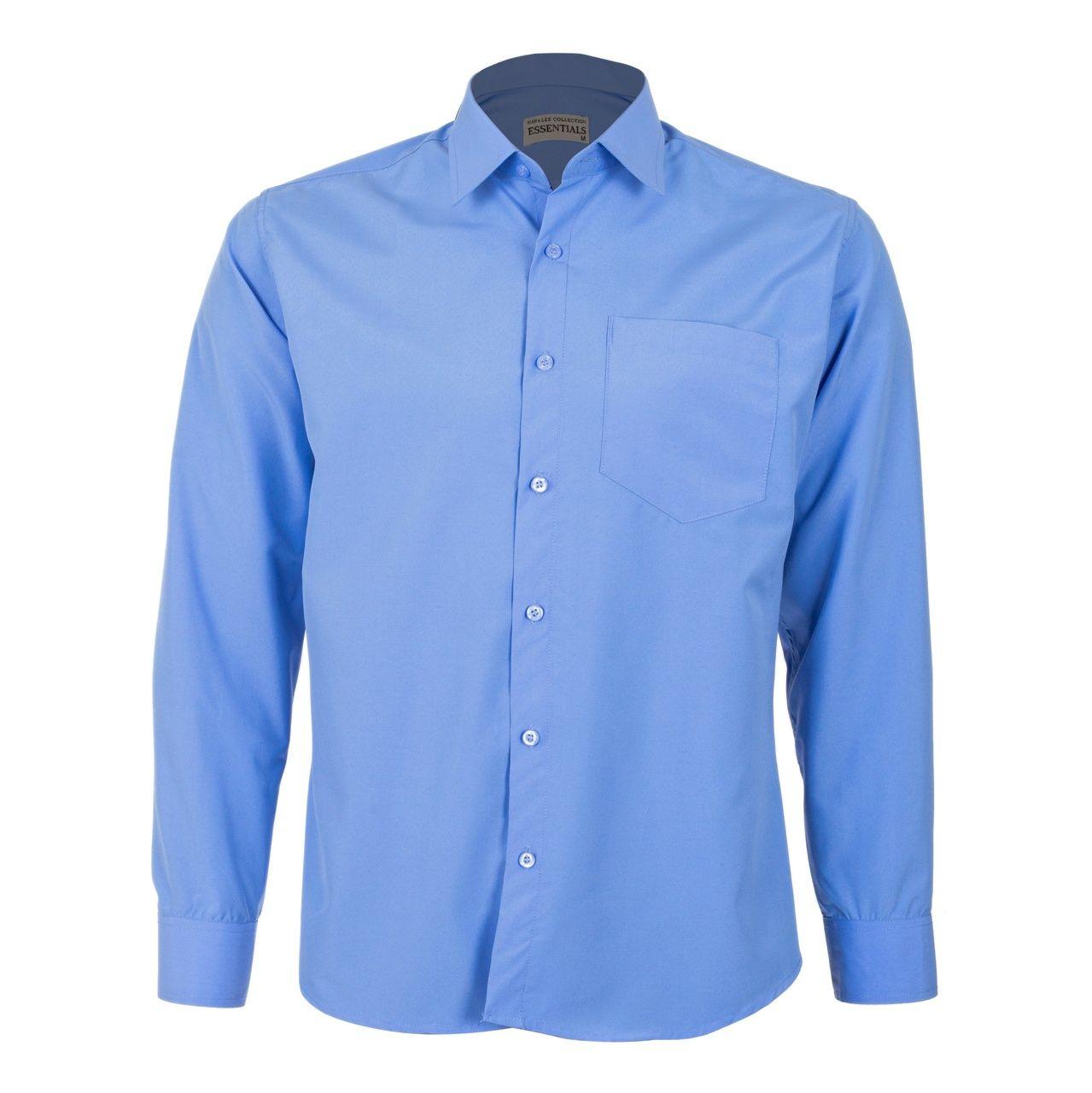 پیراهن مردانه ناوالس کد RegularFit-Tet-bl -  - 1