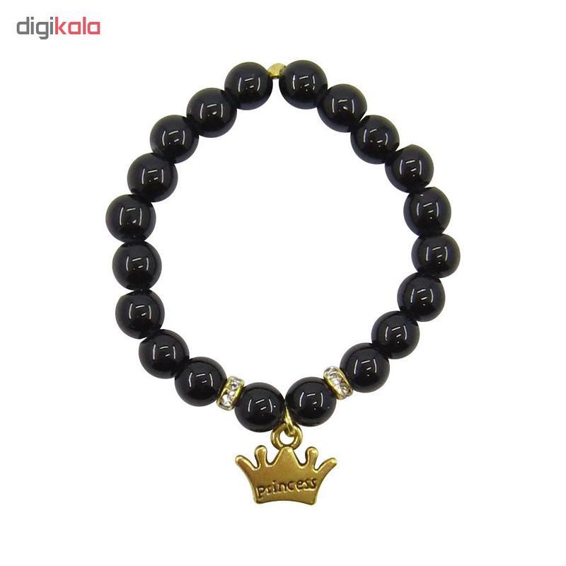 دستبند دخترانه کد A200-465