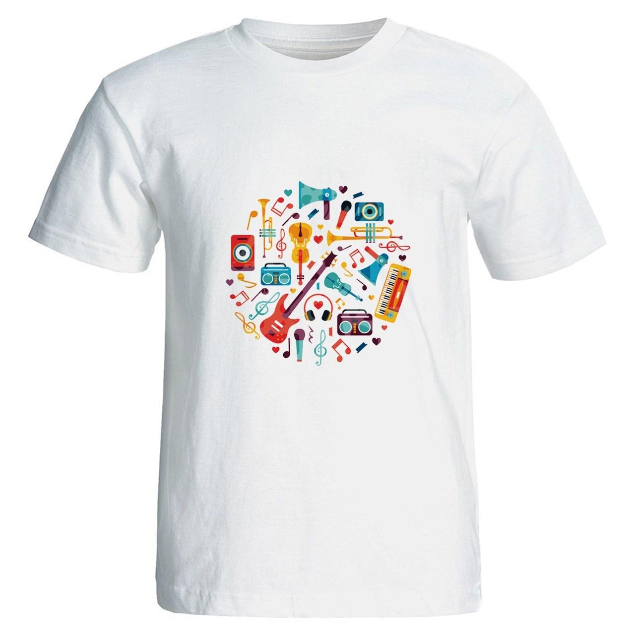 Photo of تی شرت مردانه نگار ایرانی طرح AC 3