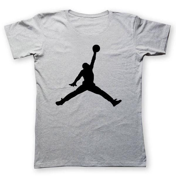 تی شرت به رسم طرح مایکل جردن کد 229