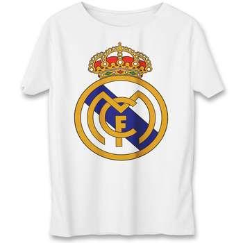 تی شرت یورپرینت به رسم طرح رئال مادرید کد 315