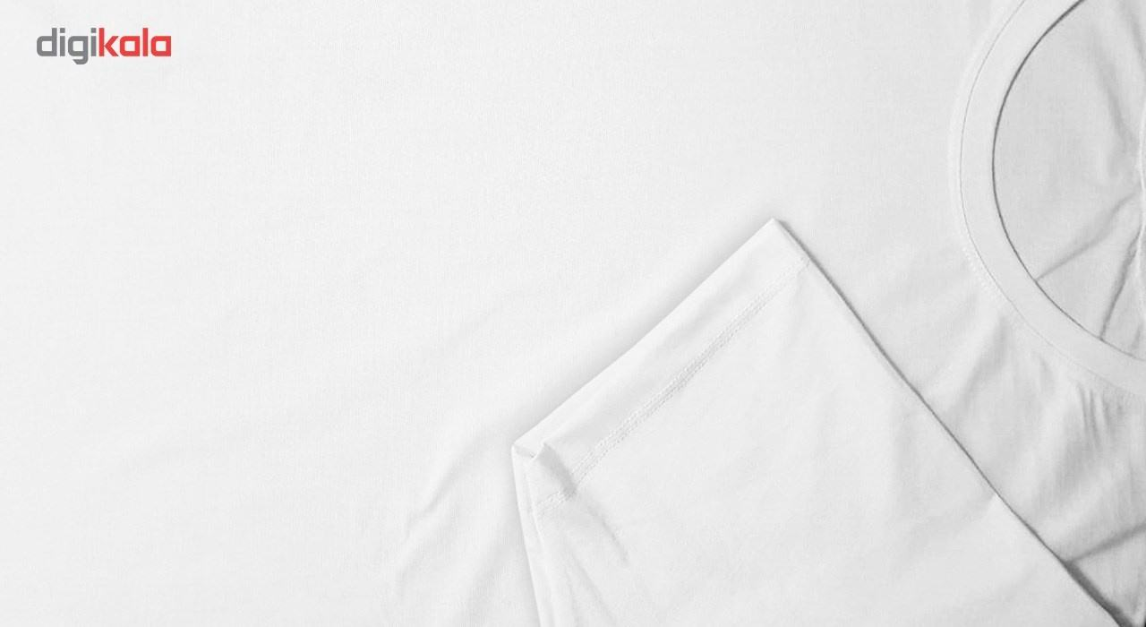 تی شرت یورپرینت به رسم طرح فروهر کد 317