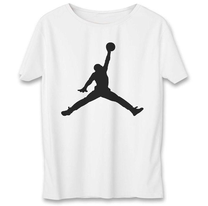 تی شرت یورپرینت به رسم طرح مایکل جردن کد 329 main 1 1