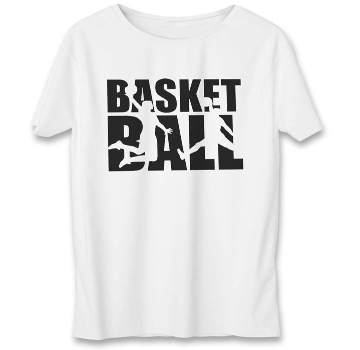 تی شرت یورپرینت به رسم طرح بسکتبال کد 330 main 1 1