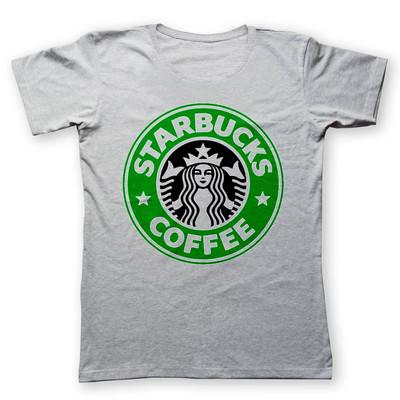تی شرت به رسم طرح استارباکس کد 263
