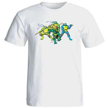 تی شرت آستین کوتاه نوین نقش طرح کد 9232