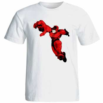 تی شرت آستین کوتاه نوین نقش طرح کد 9227