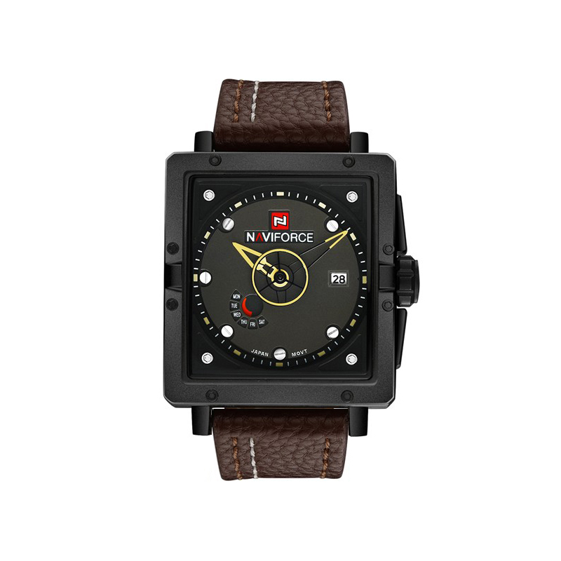 کد تخفیف                                      ساعت مچی عقربه ای مردانه نیوی فورس مدل NF9065-BB
