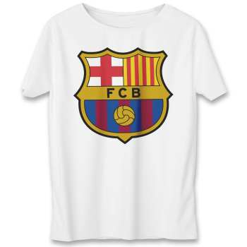 تی شرت مردانه طرح بارسلونا کد 313