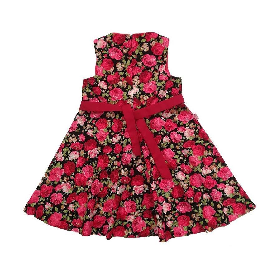 پیراهن دخترانه مدل مهربانو 2 -  - 3