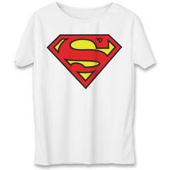 تی شرت یورپرینت به رسم طرح سوپرمن کد 319