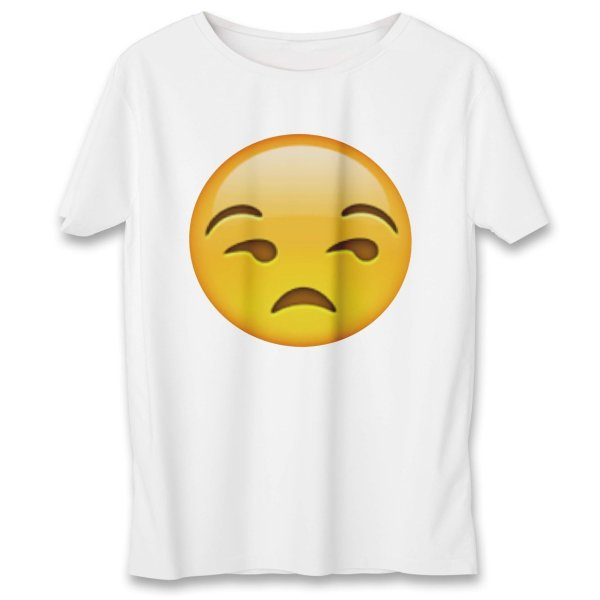 تی شرت یورپرینت به رسم طرح ایموجی کد 361