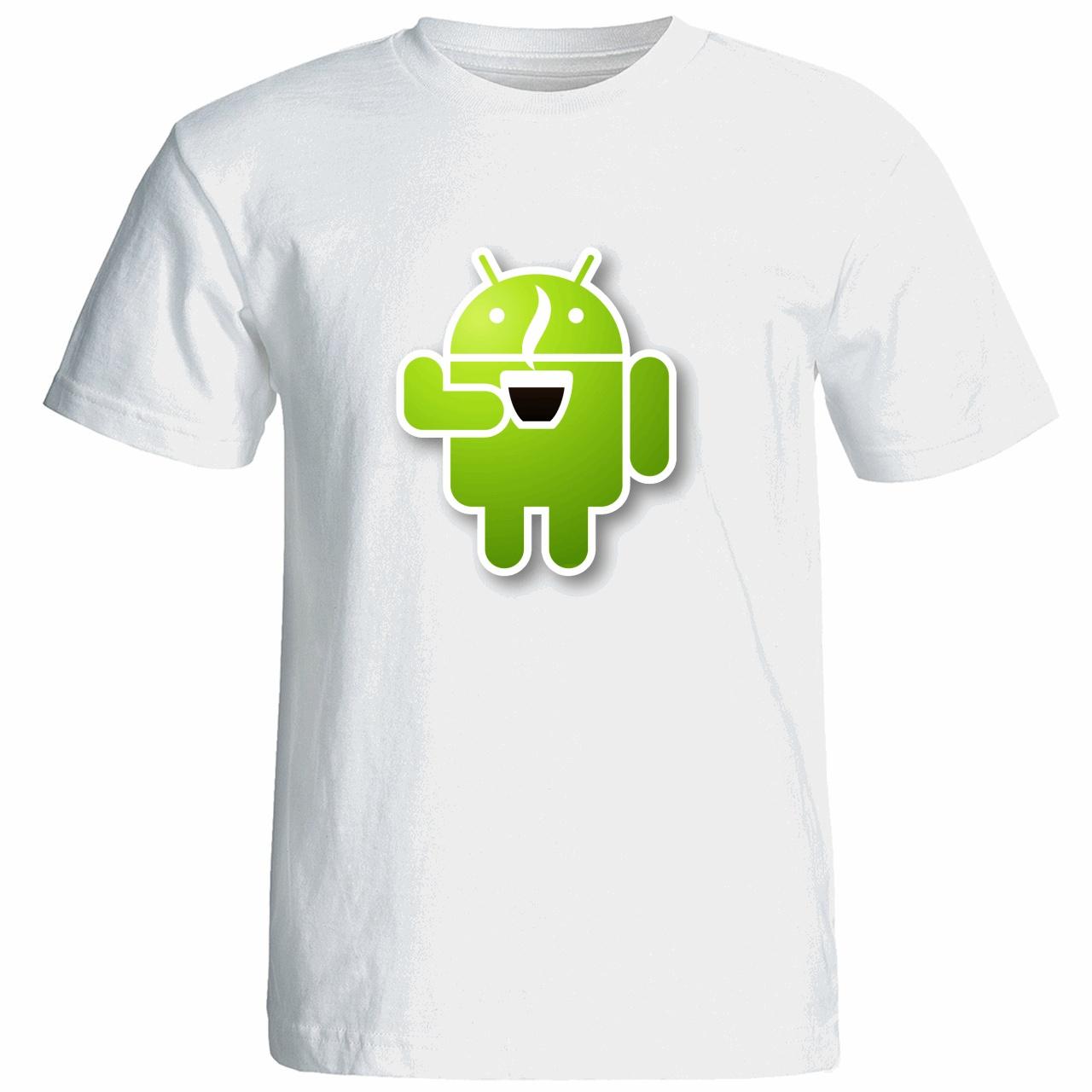 تی شرت آستین کوتاه نوین نقش طرح کد 9190