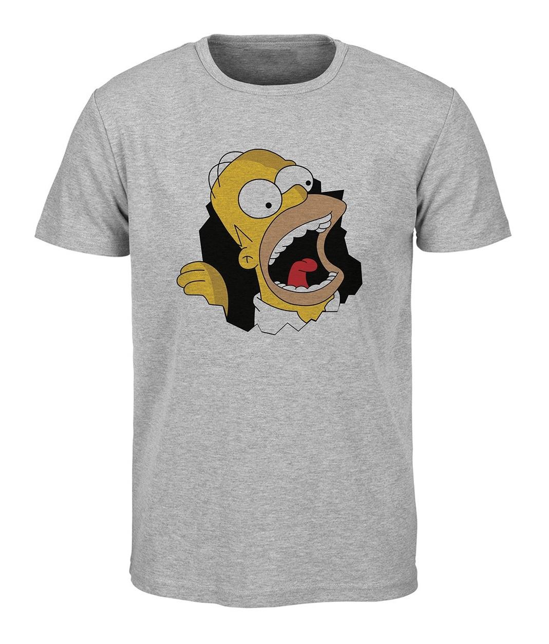 تی شرت آستین کوتاه یاسا طرح y202