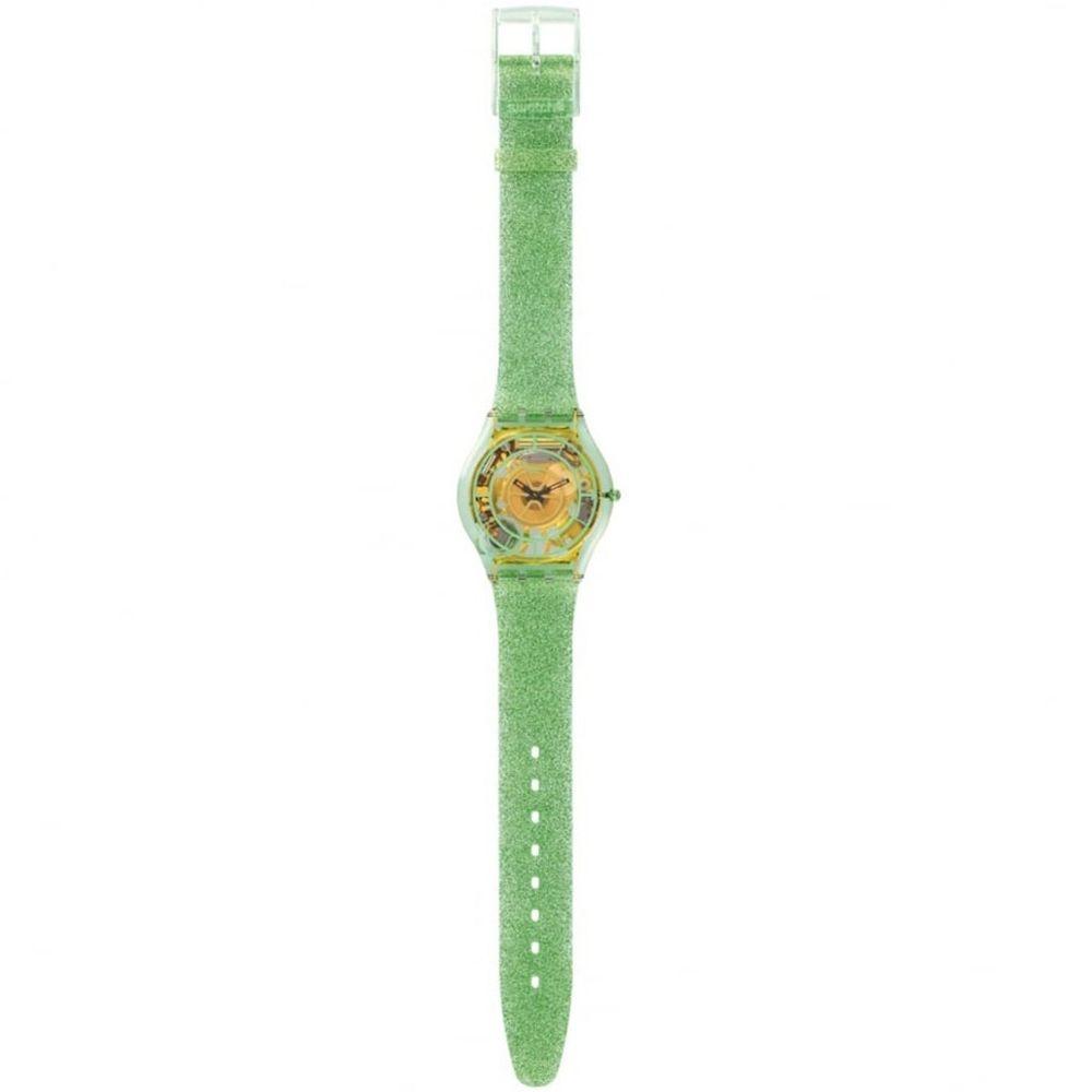 ساعت مچی عقربه ای زنانه سواچ مدل SFG106