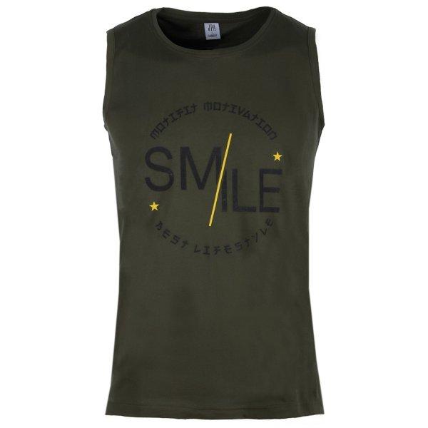 تی شرت آستین حلقه ای مردانه جی پی ای مدل 7003-6