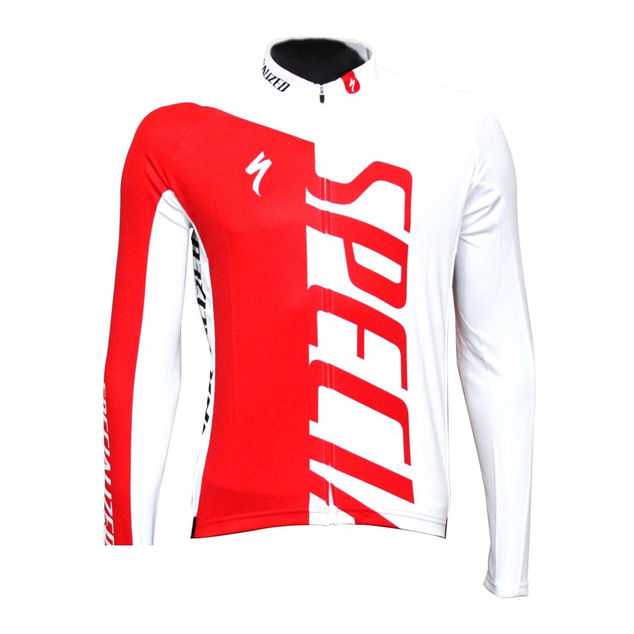 پیراهن دوچرخه سواری اسپشیالایزد مدل Authentic Team 644-5001