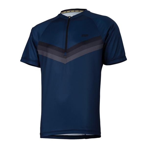 پیراهن دوچرخه سواری آی ایکس اس مدل Trail 602 Dark Blue