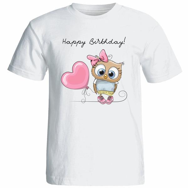 تی شرت زنانه آستین کوتاه نوین نقش طرح کد 9670