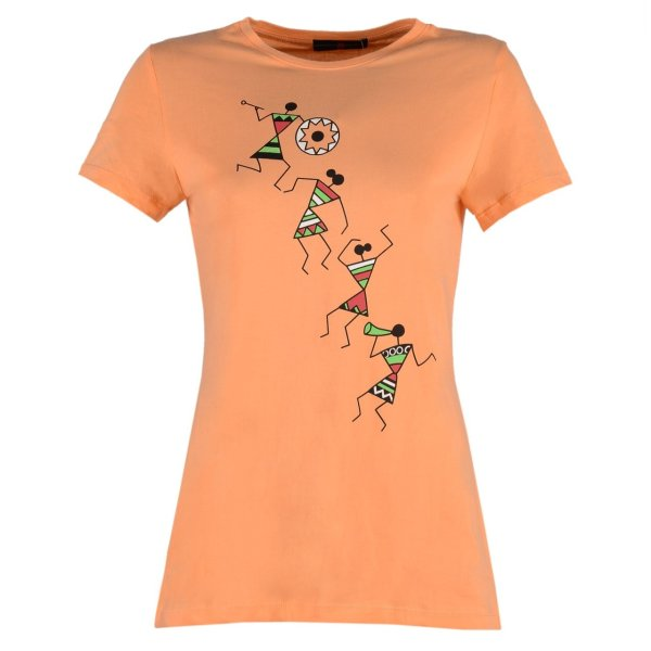 تی شرت زنانه جی پی ای مدل 6386-1