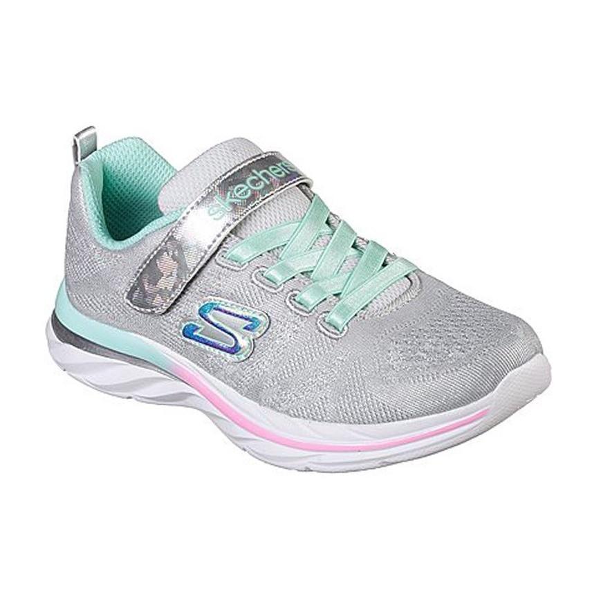 کفش مخصوص دویدن بچه گانه اسکچرز مدل 81290L-LGMT