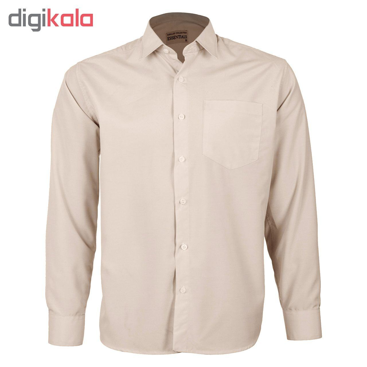 پیراهن مردانه ناوالس کد RegularFit-Tet-cm main 1 1