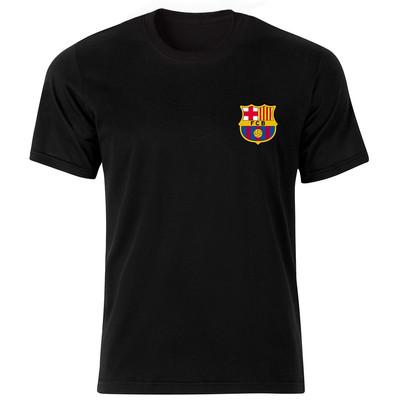 Photo of تیشرت آستین کوتاه مردانه بلک اند وایت طرح بارسلونا