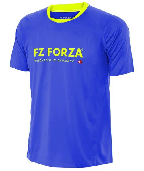 تی شرت آستین کوتاه مردانه فورزا مدل Till Blue