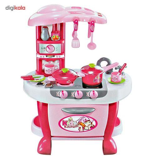 اسباب بازی مجموعه آشپزخانه 008-801