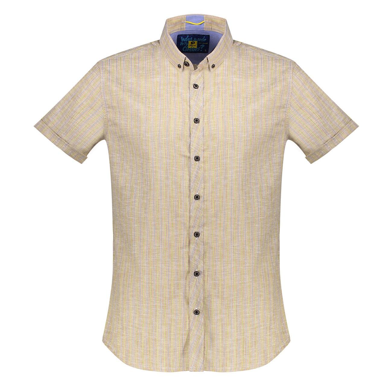 پیراهن مردانه رونی کد 1122006404