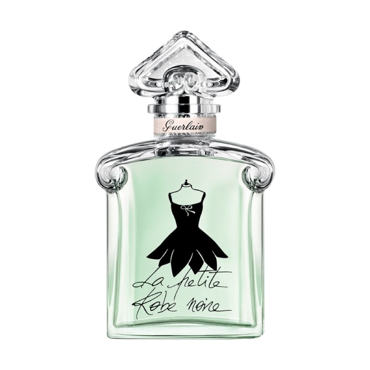 اد تویلت زنانه گرلن مدل La Petite Robe Noire Eau Fraiche حجم 75 میلی لیتر