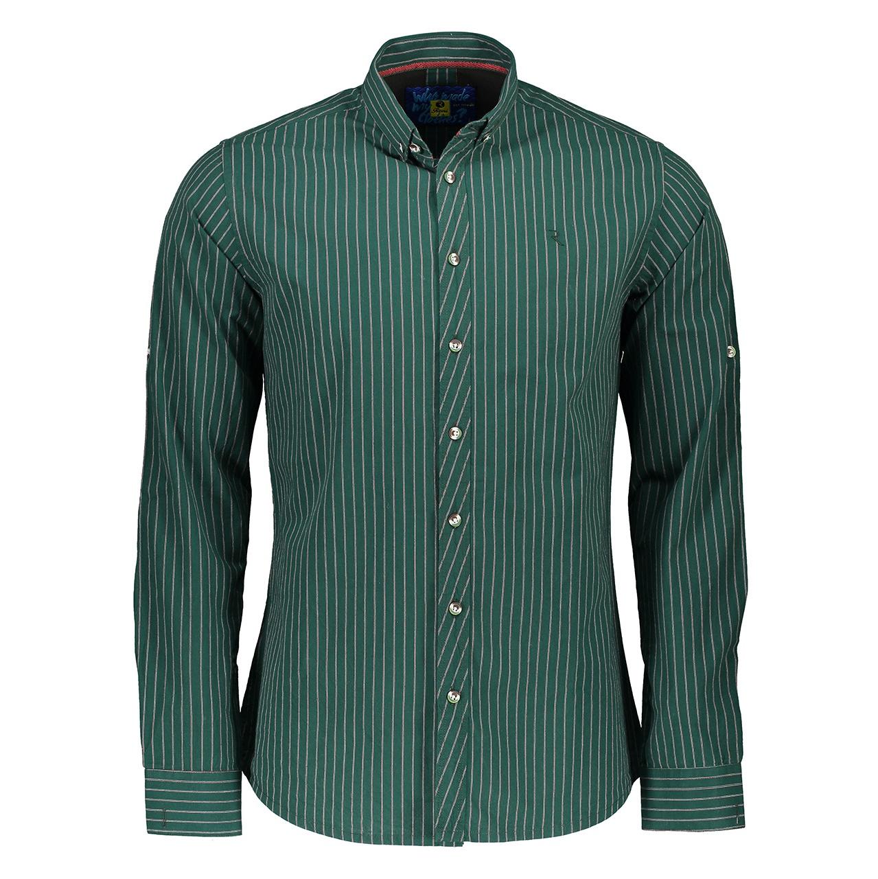 پیراهن مردانه رونی کد 1122009720