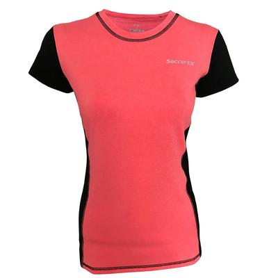 تصویر تیشرت ورزشی زنانه ساکریکس مدل LTSH573.ORG BLK