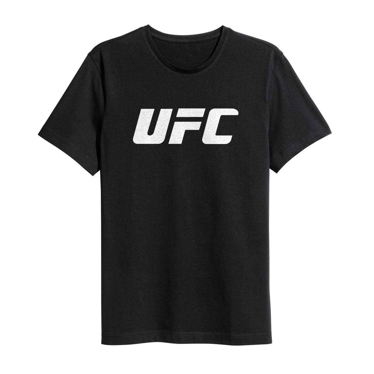 خرید ارزان تی شرت مردانه یو اف سی کد 222