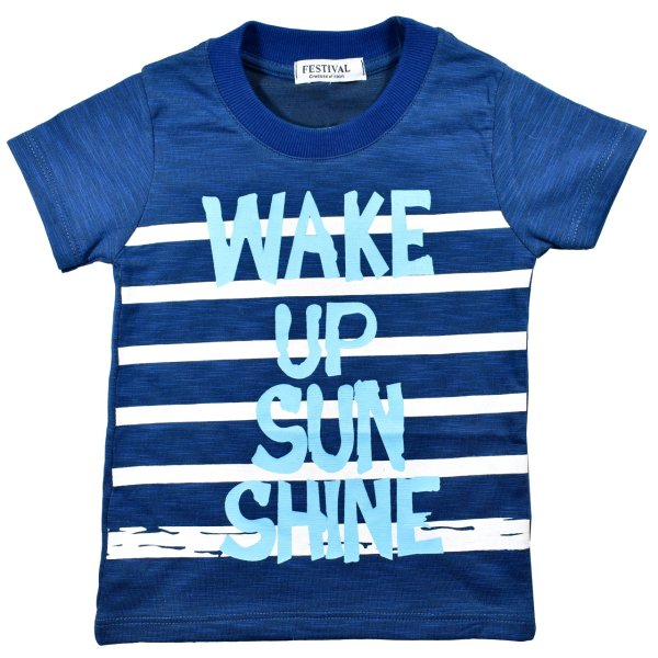تی شرت پسرانه نیروان طرح سپهر کد 1