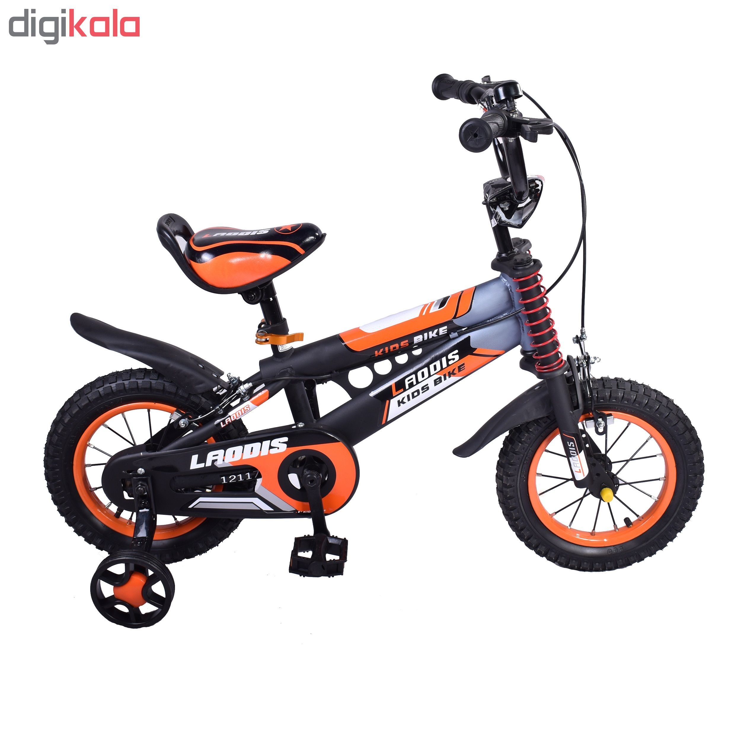 دوچرخه شهری لائودیس کد 12117-1 سایز 12