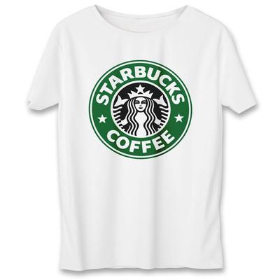 تصویر تی شرت به رسم طرح استارباکس کد 563