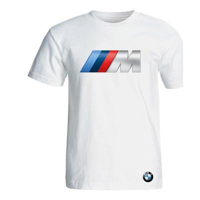 تی شرت آستین کوتاه مردانه سالامین طرح بی ام دبلیو کد SA107