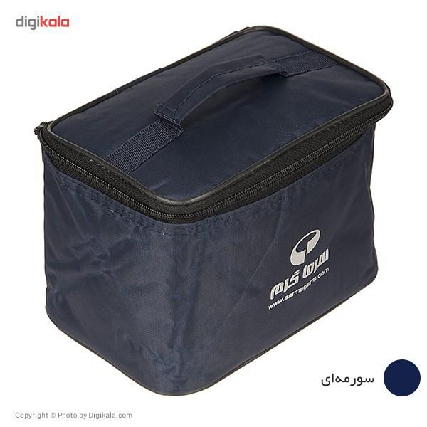 کیف عایق دار سرماگرم مدل Gole Yakh main 1 1