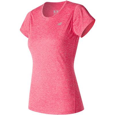 تصویر تیشرت ورزشی زنانه نیو بالانس مدل wt53180akh
