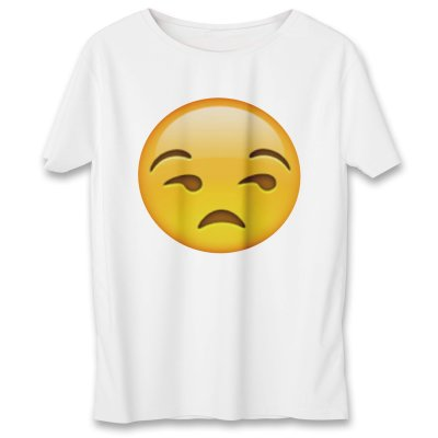 تی شرت به رسم طرح ایموجی کد 561