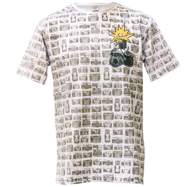 تیشرت مردانه کلاژ تهران طرح چیلیک کد 100101757