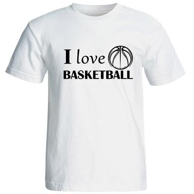تیشرت آستین کوتاه زنانه نیکو طرح بسکتبال کد6738