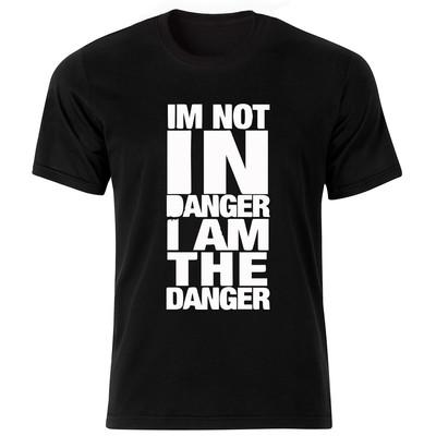 تصویر تی شرت آستین کوتاه گورانا طرح نوشته فیلم 12024 1 breaking bad BW